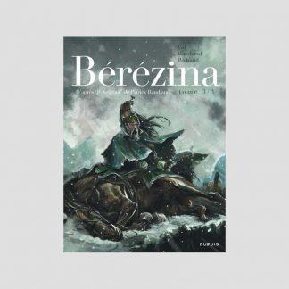 BD - La Bérézina, tome 3/3 : la neige par Frédéric Richaud et Ivan Gil