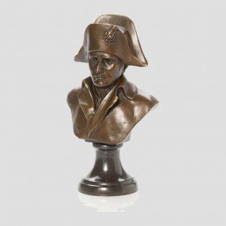 Bronze de l'empereur Napoléon 1er d'après une oeuvre d'Antonio Canova