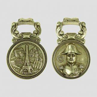 Souvenirs de Paris : Napoléon 1er et les monuments de Paris