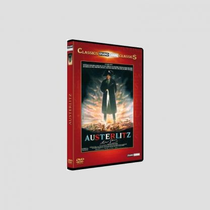 DVD Austerlitz réalisé par Abel Gance avc Pierre Mondy en Napoléon
