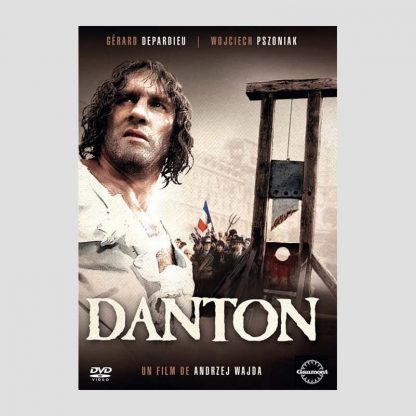 DVD Danton avec Gérard Depardieu (1982)