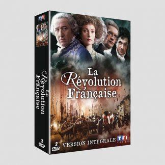 La Révolution française (1989) - Les années lumière et Les années terribles -Film de Robert Enrico et Richard T. Heffron