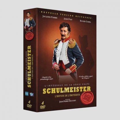 Série TV Schulmeister - L'espion de l'Empereur avec Jacques Fabbri