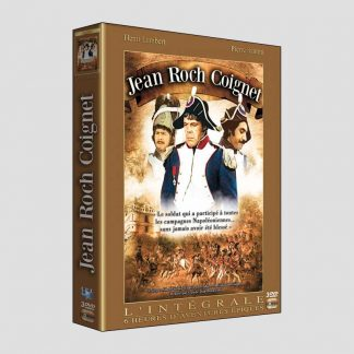 Série TV Jean-Roch Coignet en DVD - Coffret de 4 DVD