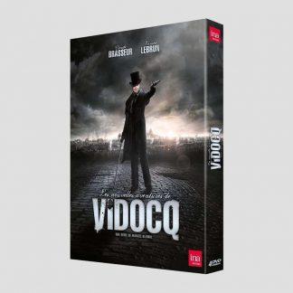 """Série TV """"Les nouvelles aventures de Vidocq"""" de Marcel Bluwal avec Claude Brasseur"""