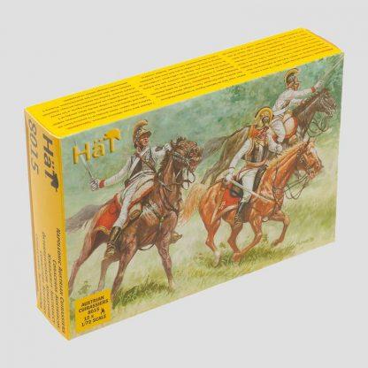 Cuirassiers autrichiens, guerres napoléoniennes - Hät 8015