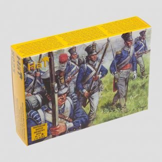 Infanterie hollandaise, Waterloo 1815 - Hät 8025