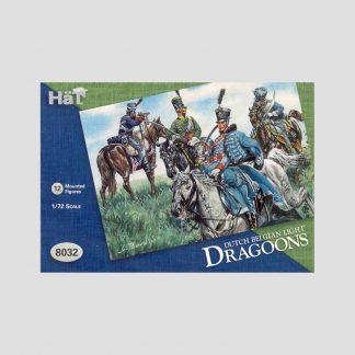 Dragons légers hollandais et belges, guerres napoléoniennes - Hät 8032