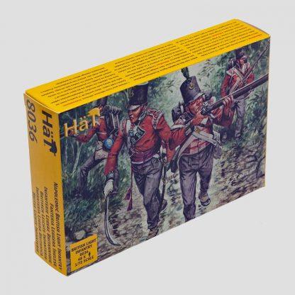 Infanterie légère britannique, guerres napoléoniennes - Hät 8036