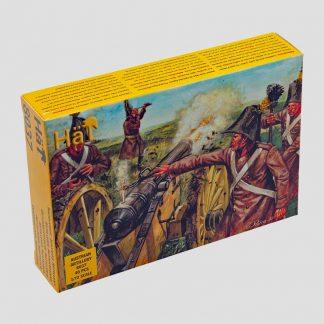 Artillerie autrichienne, guerres napoléoniennes - Hät 8037