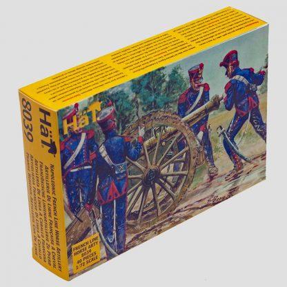 Artillerie à cheval de la Ligne, armée française, guerres napoléoniennes - Hät 8039