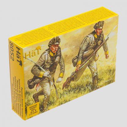 Infanterie de réserve prussienne, guerres napoléoniennes - Hät 8052