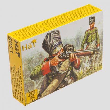 Chasseurs volontaires prussiens, guerres napoléoniennes - Hät 8053