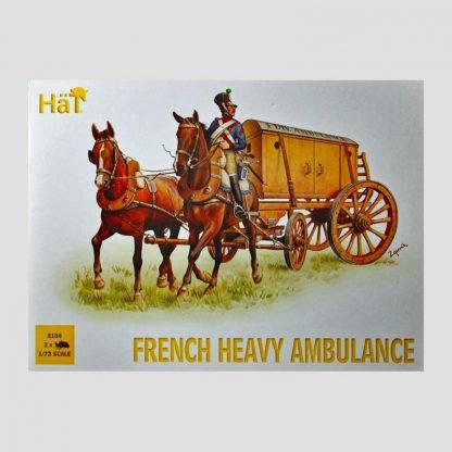 Ambulance française, guerres napoléoniennes - Hät 8104