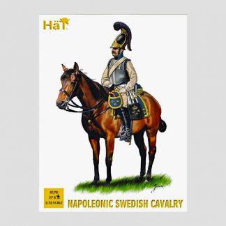 Cavalerie suédoise, guerres napoléoniennes - Hät 8178