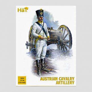 Attelages et canons autrichiens, guerres napoléoniennes - Hät 8226