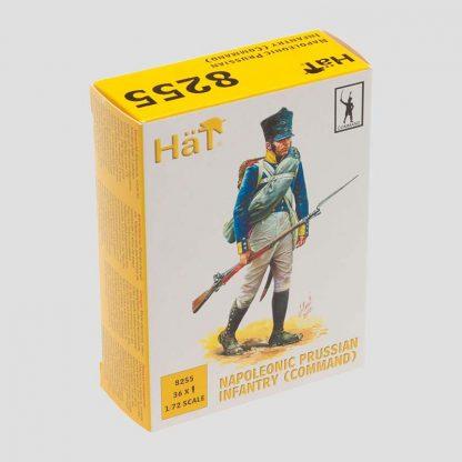 Infanterie prussienne (commandement), guerres napoléoniennes - Hät 8255
