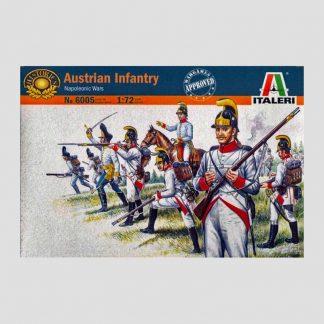 Infanterie autrichienne, guerres napoléoniennes - Italeri 6005