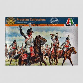 Cuirassiers prussiens, guerres napoléoniennes - Italeri 6007
