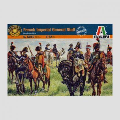 Quartier général impérial français, guerres napoléoniennes - Italeri 6016