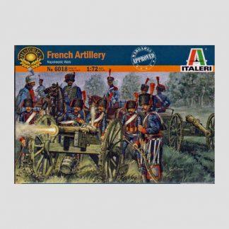 Figurines artillerie à cheval de la Garde Impériale, 1804-1815 - Italeri 6018