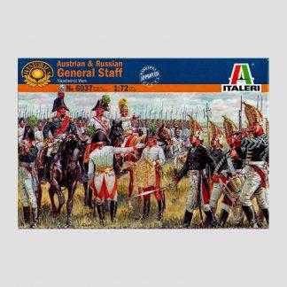 Quartier général des coalisés, autrichiens et russes, 1805-1815 - Italeri 6037