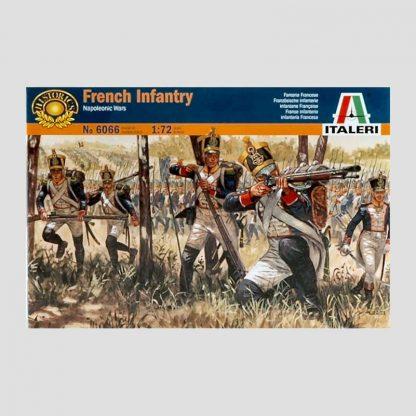 Infanterie française, guerres napoléoniennes - Italeri 6066