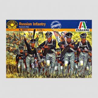 Infanterie russe, guerres napoléoniennes - Italeri 6073