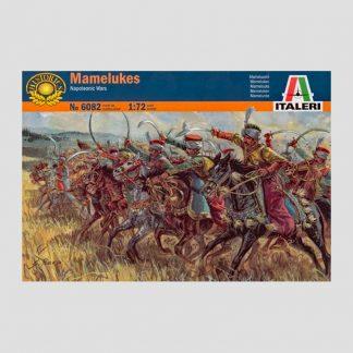 Mameluks, guerres napoléoniennes - Italeri 6082