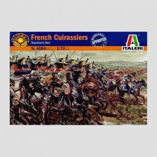 Cuirassiers français, guerres napoléoniennes - Italeri 6084
