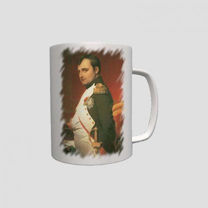 Mug Empereur Napoléon en 1807 d'après une oeuvre du peintre Paul Delaroche
