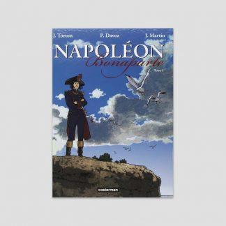 BD Napoléon Bonaparte - Tome I par Jean Torton et Pascal Davoz