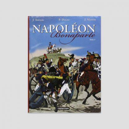 BD Napoléon Bonaparte - Tome II par Jean Torton et Pascal Davoz