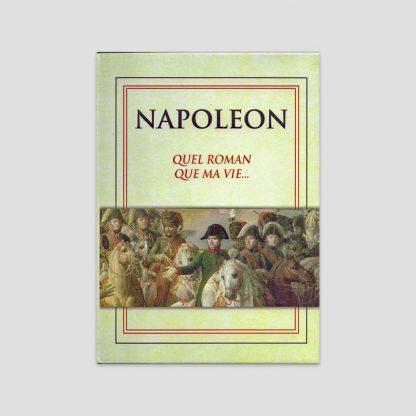 Documentaires Napoléon quel roman que ma vie - Réalisé par Jean-François Coulomb des Art