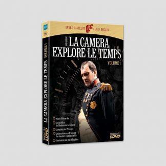 Série TV : La caméra explore le temps - Volume 1