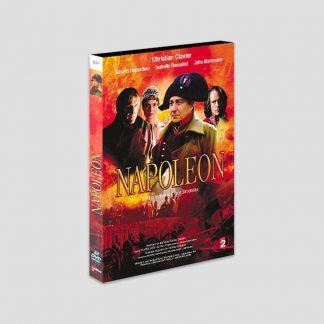DVD : Napoléon avec Christian Clavier, réalisé par Yves Simoneau