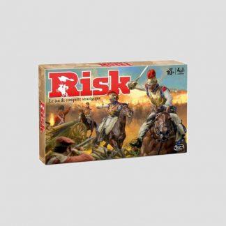 Risk - Le jeu de conquête stratégique - Illustration de la boîte