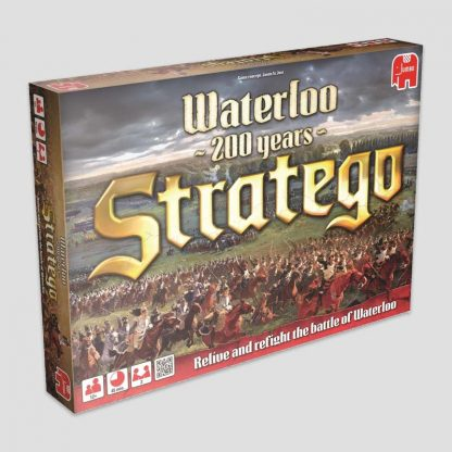 Jeu Stratego Waterloo 200 ans - Marque Jumbo