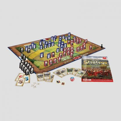 Stratego Waterloo 200 ans - Jeu de stratégie pour 2 joueurs