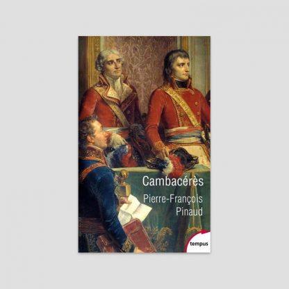 Cambacérès par Pierre-François Pinaud
