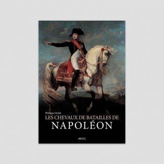 Les chevaux de Bataille de Napoléon par Philippe Osché