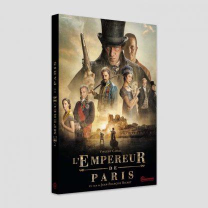 DVD - L'Empereur de Paris réalisé par Jean-François Richet