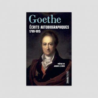 Ecrits autobiographiques, 1789-1815 - Annales - Campagne de France - Siège de Mayence - Entretien avec Napoléon