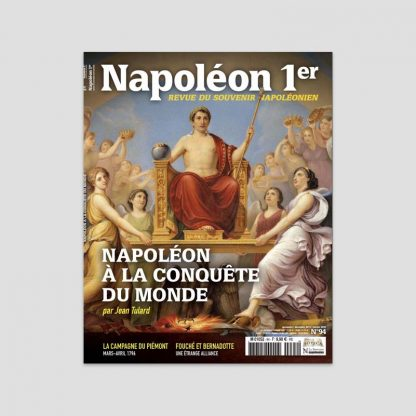 Abonnement revue Napoléon 1er