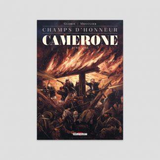 BD - Champs d'Honneur : Camerone
