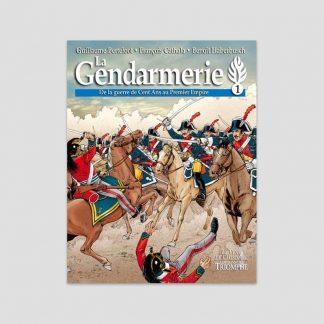 BD - La gendarmerie, tome 1