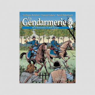 BD - La gendarmerie, tome 2
