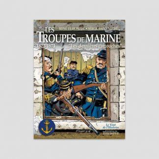 BD - Les troupes de Marine - Tome I