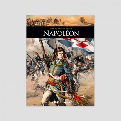 BD - Napoléon, tome 1