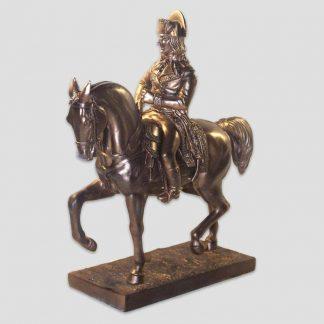 Statuette Bonaparte à cheval